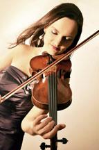 Kinga Augustyn, violin