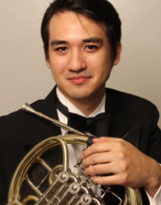 Alexander Chin, horn