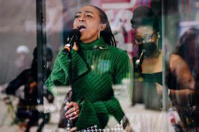 Aisha Jackson (Photo cred: Nina Westervelt)