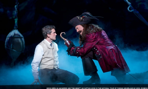 Finding Neverland Broadway In Chicago