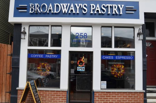 Broadway Pastry Coffee South Boston