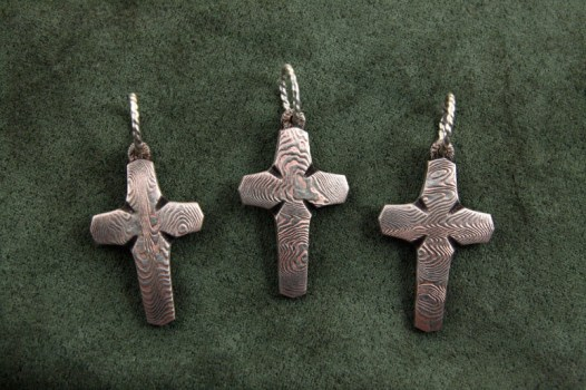 Small Cross Pendants