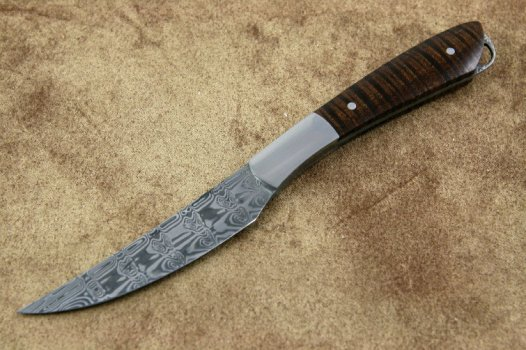 Curly Koa Trout Knife
