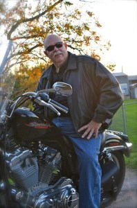 Broadwell's Harley