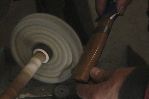 Buffing the Ivory