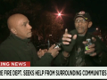 Vietnam Veteran, Robert Valentine, Delivers A Powerful Message As To Why He Is Standing Up Against Baltimore Rioters