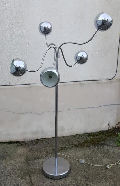 lampadaires vintage annees 50 60 et 70