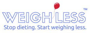 Weighless - stop dieting and start weighing less