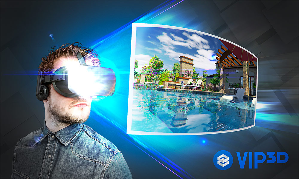 Oculus Rift Virtual Reality Upgrade B Rocke Landscaping