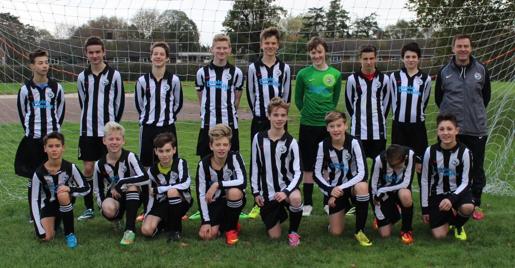 Brockham Badgers U16 Blues