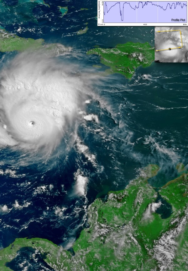 Cloud Structures Tropical Cyclone Examples 112
