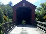 Hune Covered Bridge