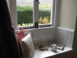 window seat brockstone