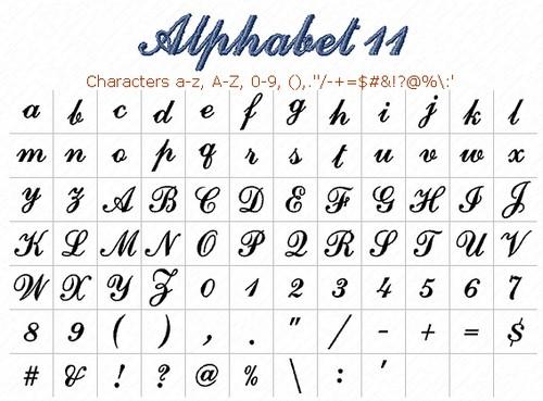 alphabet brode