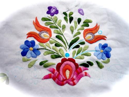 broderie de fleurs gratuits