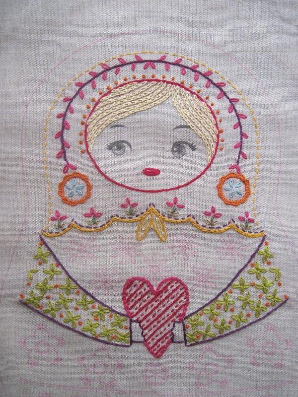 broderie traditionnelle modeles gratuits