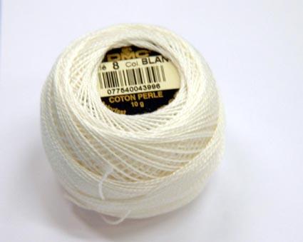 coton perle dmc n 8