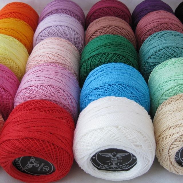 coton pour dentelle