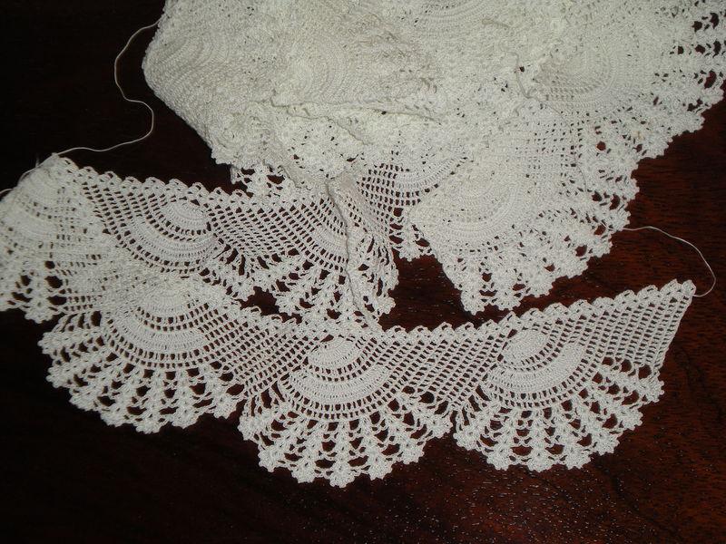 crochet dentelle