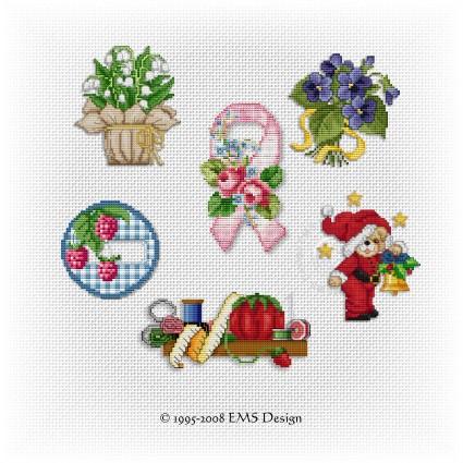 cross stitch embroidery patterns