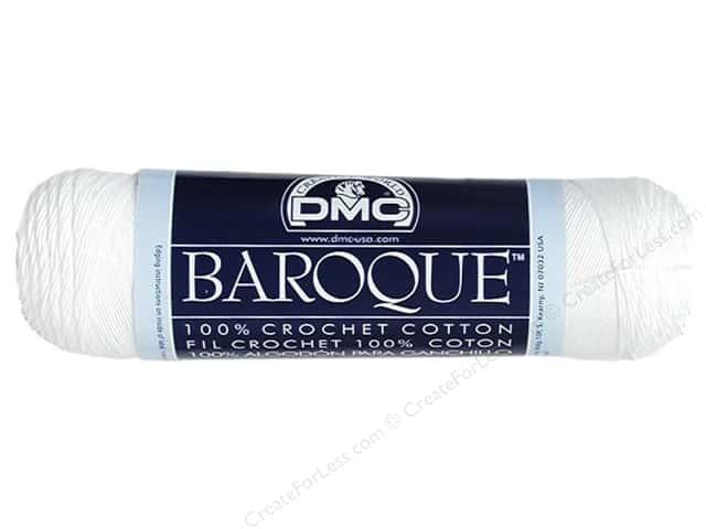 dmc baroque crochet cotton