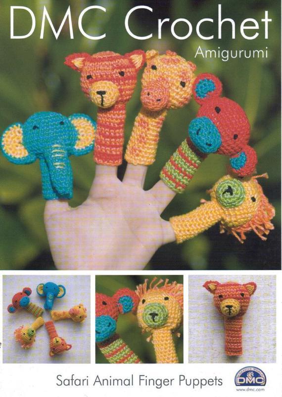 dmc crochet