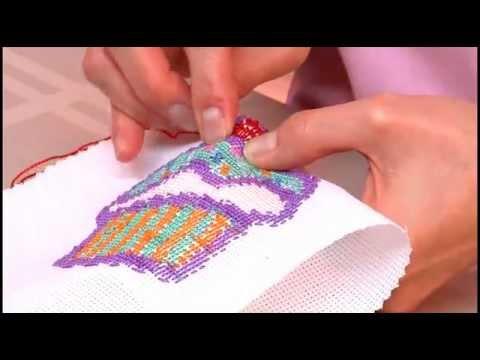 dmc usa cross stitch