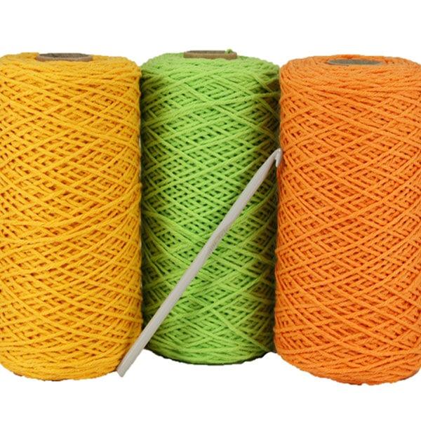 fil coton crochet