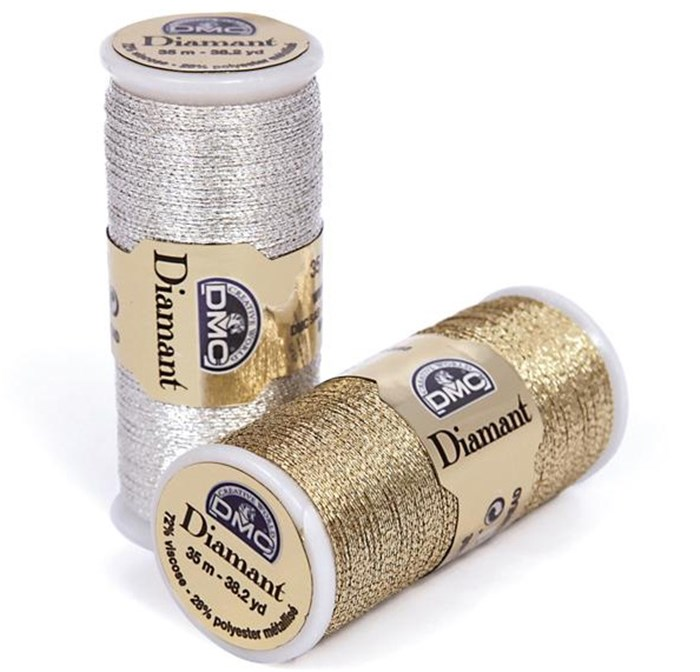 fil dmc diamant