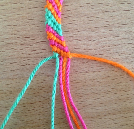 fils bracelet bresilien