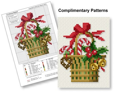 free cross stitch pattern download