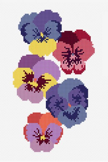 free pattern cross stitch