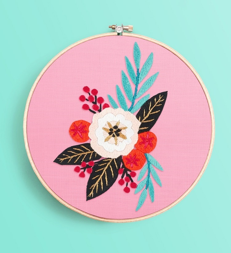 free patterns embroidery