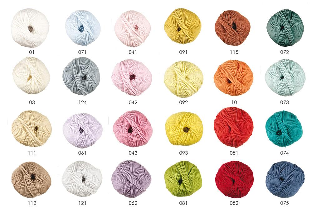 laine dmc wooly