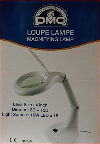 lampe loupe dmc