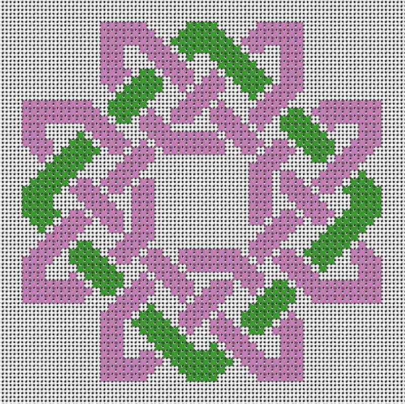 motifs de points de croix