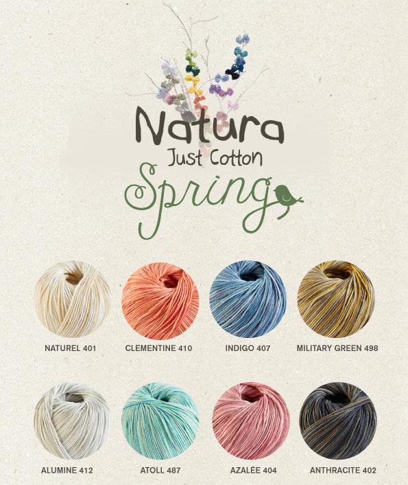 natura just cotton