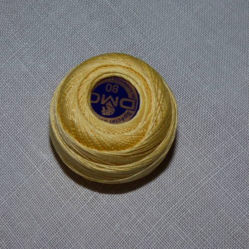 pelote coton dmc