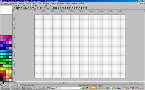 point de croix logiciel