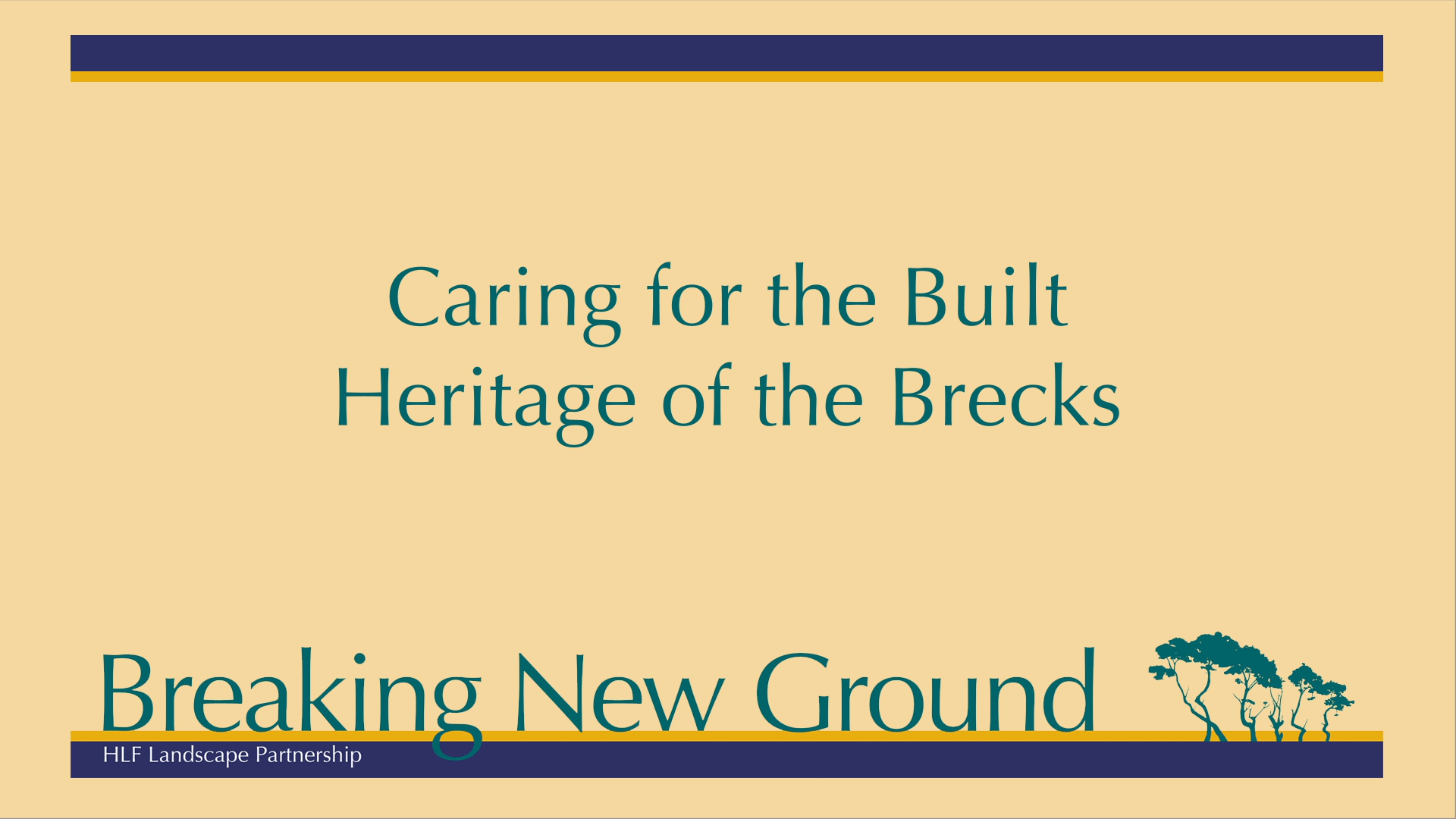 Caring For The Built Heritage of The Brecks