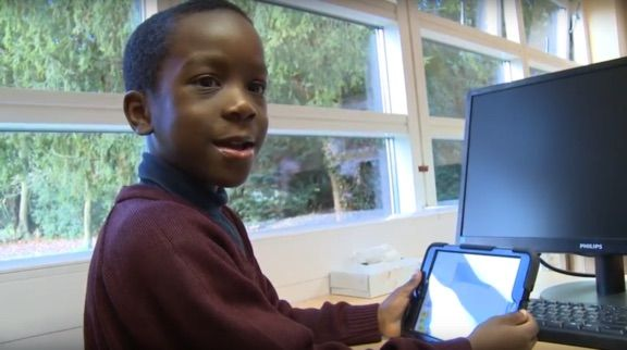 Children Love Switched On Computing