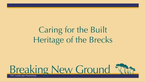 The Built Heritage of The Brecks