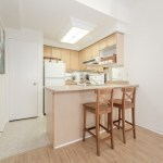An image of kitchen for 760 Lawrence Ave. West in Toronto