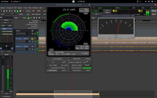 Loudness and Volume; Audio Broadcast Levels EBU R128