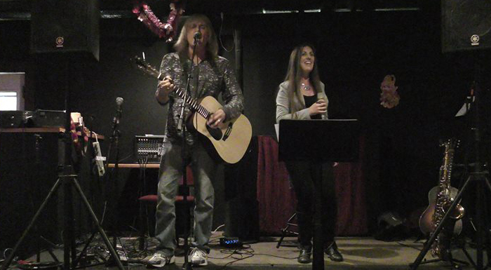 Ted Solovicos & Rosemarie