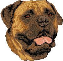 Hundbrodyr Bullmastiff