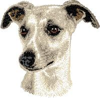 Hundbrodyr Whippet
