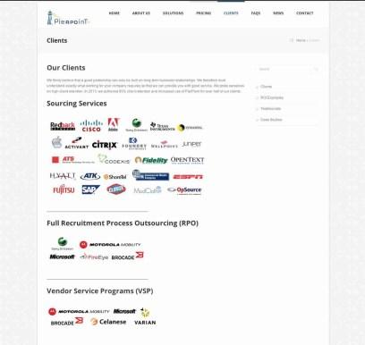 PierPoint Clients