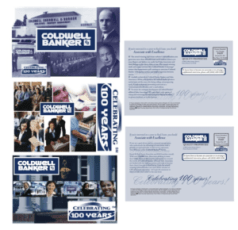 coldwell banker 100th anniversary campaign