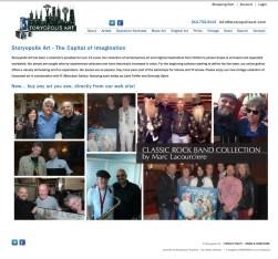 Storyopolis Art home page